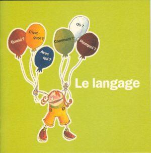 brochure-langage